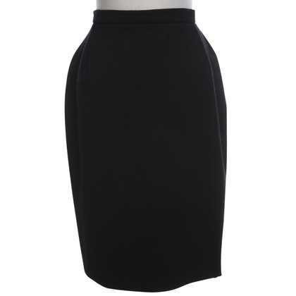 Vivienne Westwood skirt in black