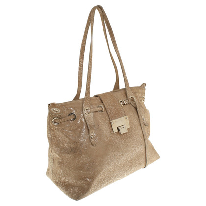 Jimmy Choo Handbag made of suede