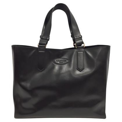 Lanvin zwart Tote Bag
