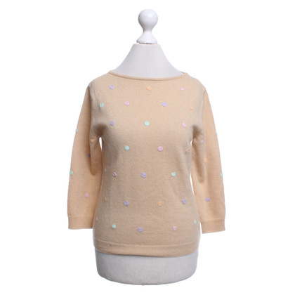 Other Designer Verger cashmere sweater in beige