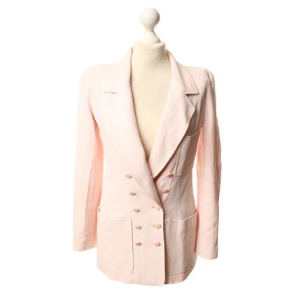 Chanel Blazer in rosato