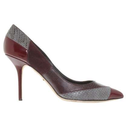 Dolce & Gabbana pumps made of leather mix