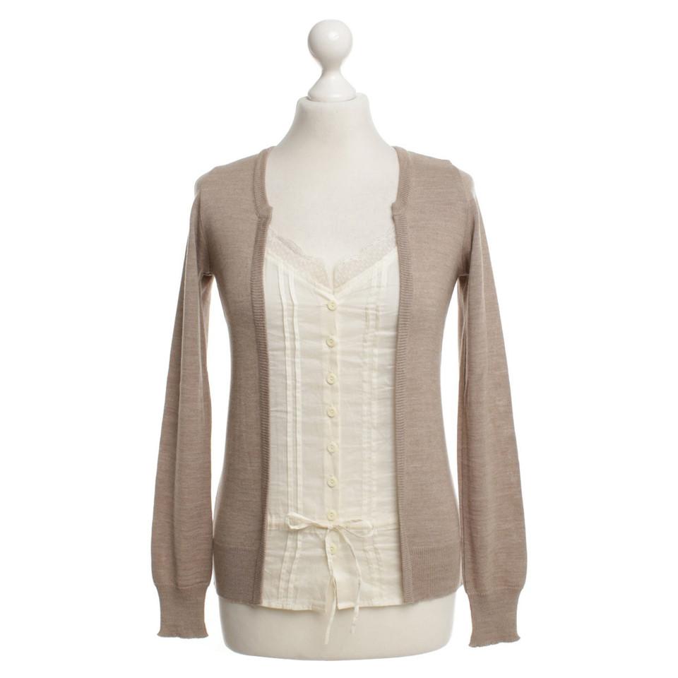Comptoir des cotonniers cardigan in beige buy second hand comptoir des cotonniers cardigan in - Cardigan comptoir des cotonniers ...