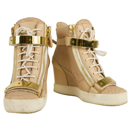 361f5e21701b Giuseppe Zanotti Sneaker wedges - Second Hand Giuseppe Zanotti ...