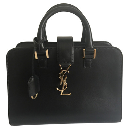 "Yves Saint Laurent ""Baby Monogram Cabas Bag"""