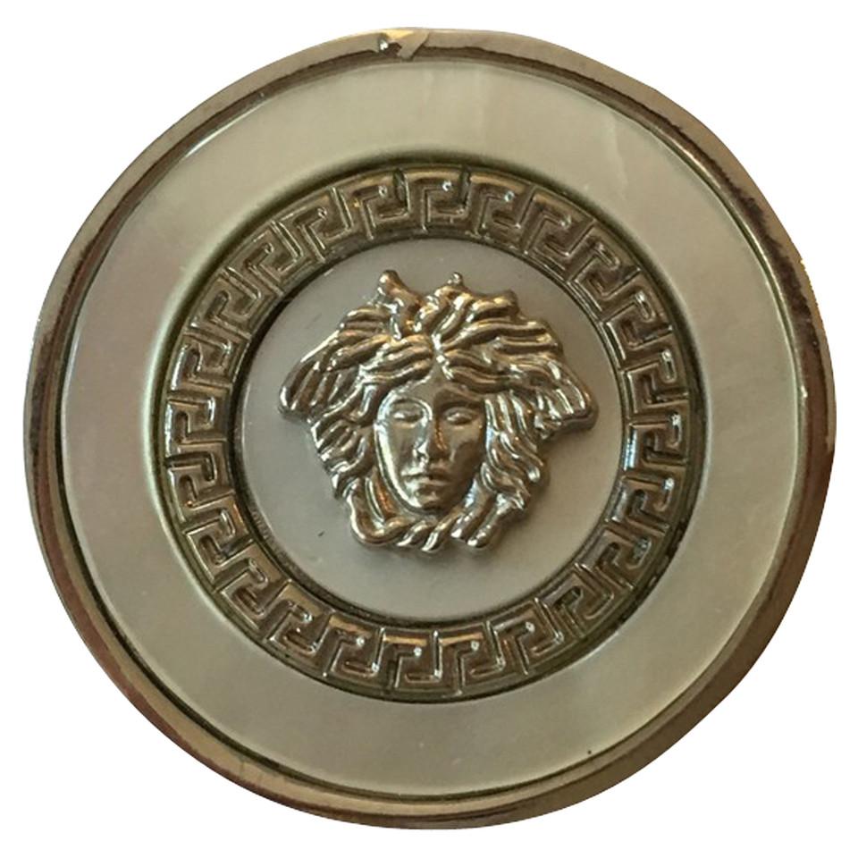 Gianni Versace Medusa Brooch