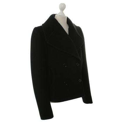 Carven Cappotto corto in nero