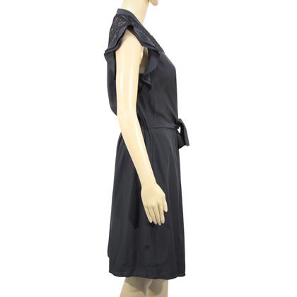 Tommy Hilfiger  Silk dress in black