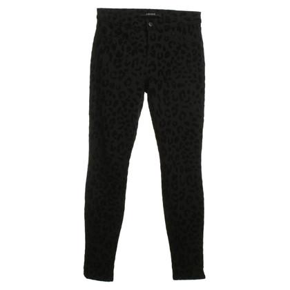 J Brand Pants with velvet