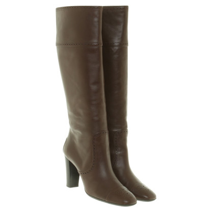 Tod's Boots in Bruin