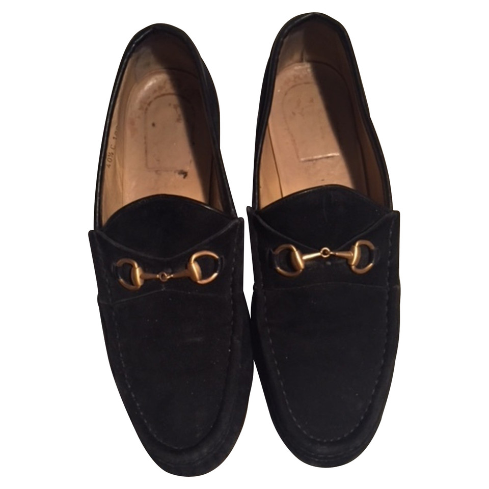 gucci wildleder slipper second hand gucci wildleder slipper gebraucht kaufen f r 400 00. Black Bedroom Furniture Sets. Home Design Ideas