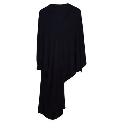 Maison Martin Margiela Black viscose dress