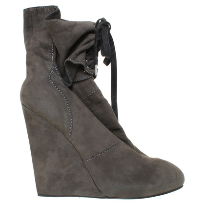 Giuseppe Zanotti Ankle boots with wedge heel