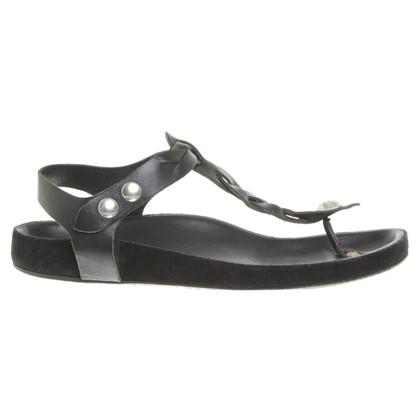 Isabel Marant Sandals in black