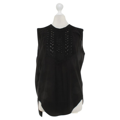 Isabel Marant Etoile Top with lace