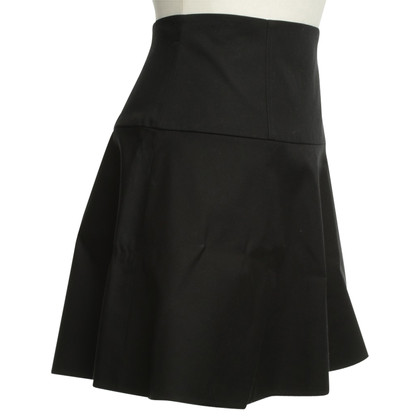 Red Valentino skirt with laces