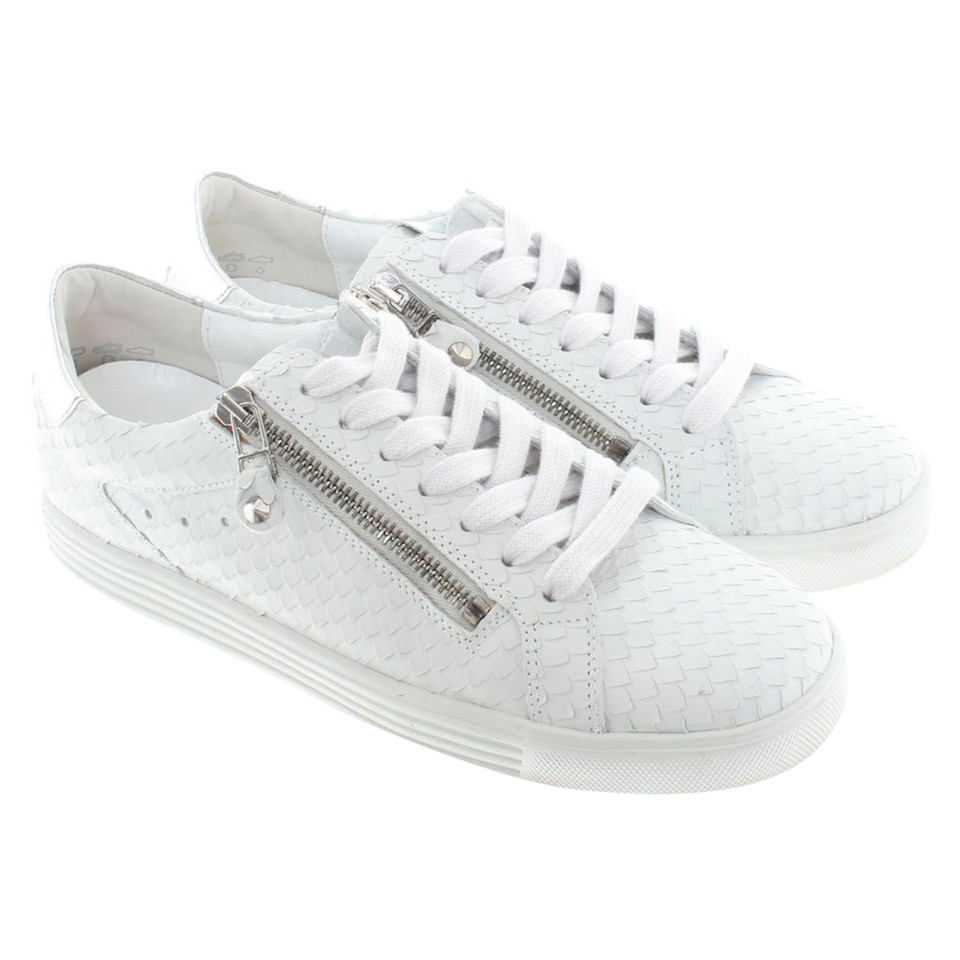 Kennel & Schmenger Sneakers in white