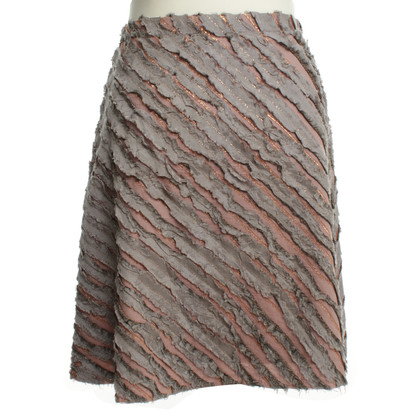 Day Birger & Mikkelsen skirt with fancy yarn