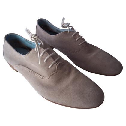 Fred de la Bretoniere lace-up shoes