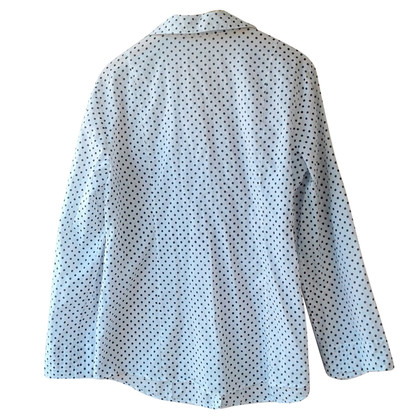 Laurèl Blouse with polka dots