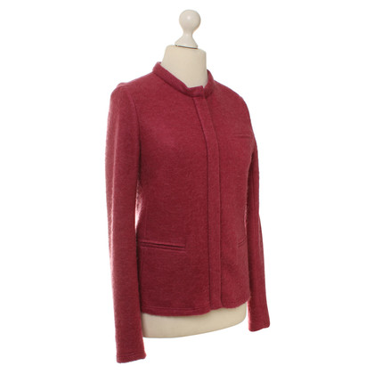 René Lezard Cardigan in pink
