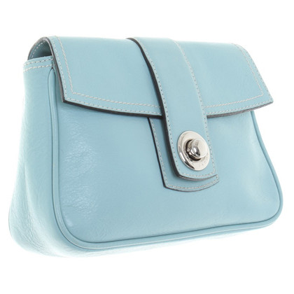 Marc Jacobs clutch in Mint