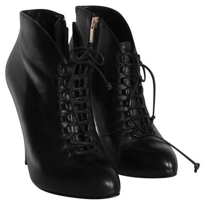 Karen Millen leather boots