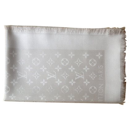 Louis Vuitton Scialle Monogram Beige