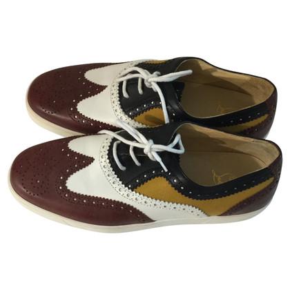 Christian Louboutin Chaussures à lacets