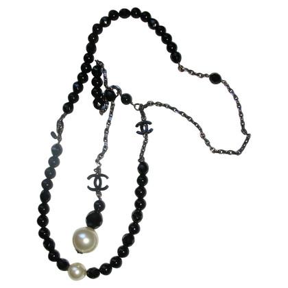 Chanel collana di perle