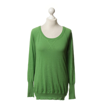 Friendly Hunting Sweater in green