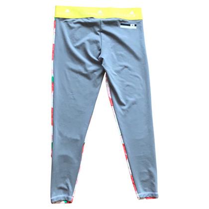 Stella McCartney for Adidas Pantaloni sportivi con un motivo floreale