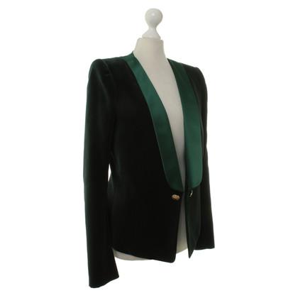 Balmain Green Blazer