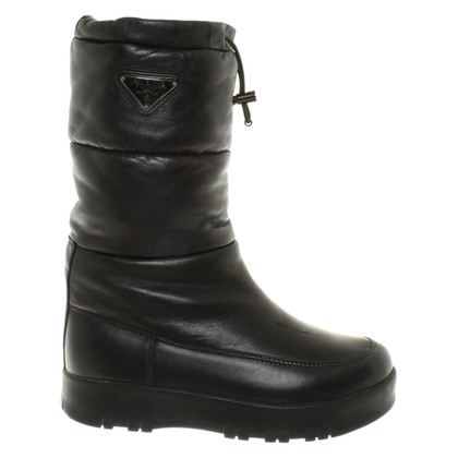 Prada Boots in Black