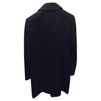 Armani Jeans Coat in black