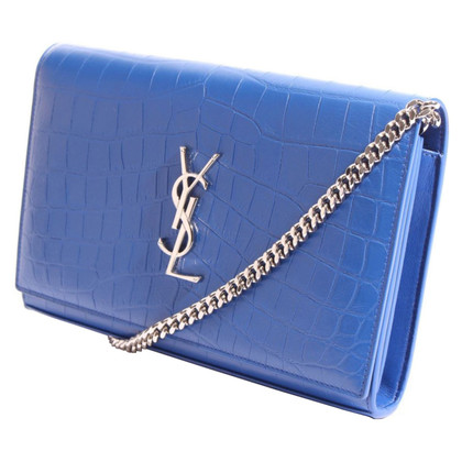 "Saint Laurent ""Kate Monogram clutch"""