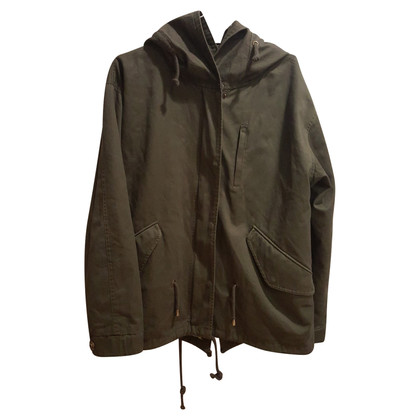 IQ Berlin Parka with silk lining