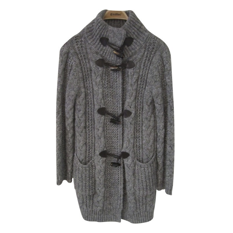 Set Cardigan with Duffle coat buttons - Buy Second hand Set ...