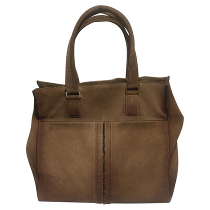 Tod's Grand shopper en cuir