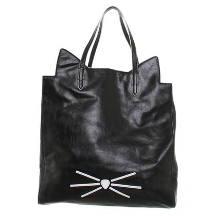 Karl Lagerfeld Handbag in black