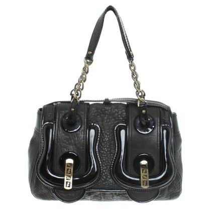 Fendi Handbag in anthracite