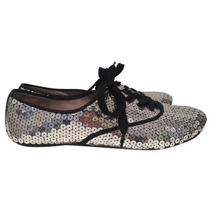 Marc Jacobs Flat lace-up shoes