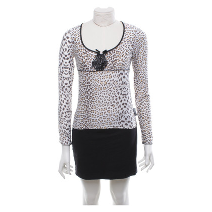 Just Cavalli Shirt mit Animal-Print