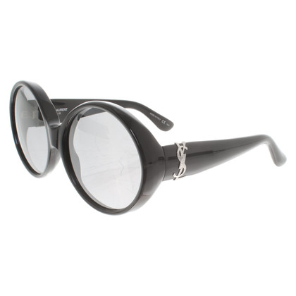 Saint Laurent Occhiali da sole in nero