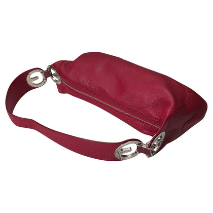 Escada Red leather bag