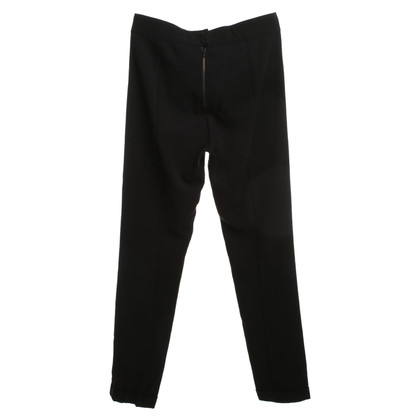 Acne Pantaloni in nero