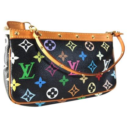 Louis Vuitton Pochette Accessoires Multicolor Nero