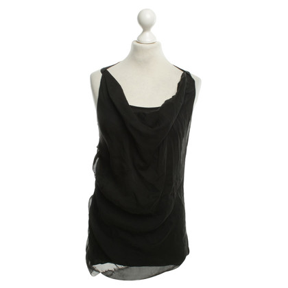 Dondup top in black