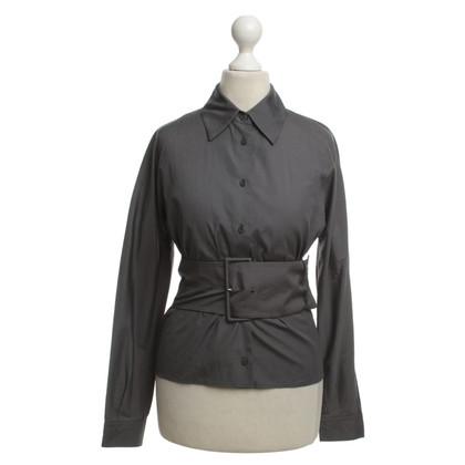 Prada Blouse in Grey