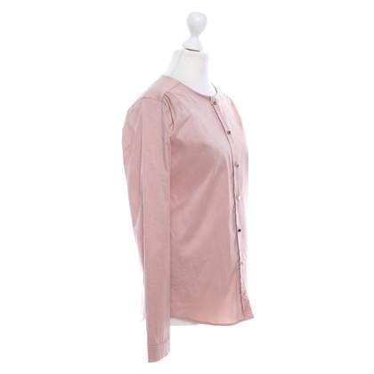 René Lezard Blouse in roze